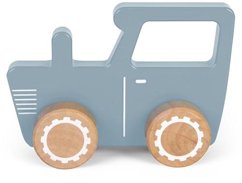 Little Dutch Tractor blauw