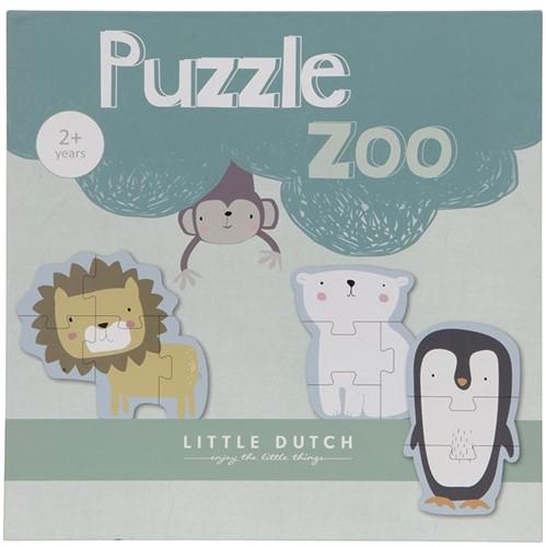Little Dutch Dierenpuzzels