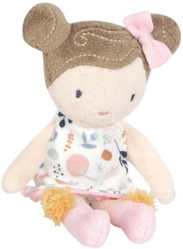 Little Dutch Knuffelpop Rosa klein