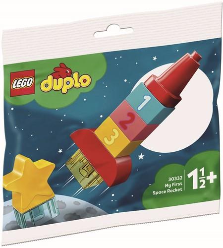LEGO DUPLO Mijn eerste Ruimteraket (polybag) - 30332
