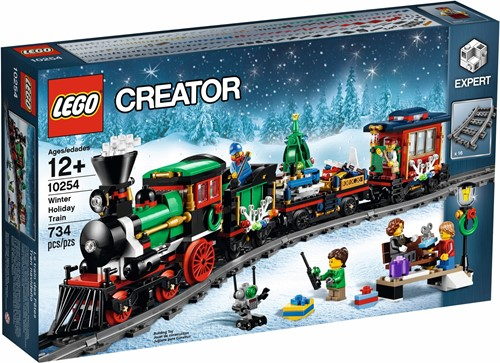 LEGO Creator Expert Winter Holiday Train - 10254