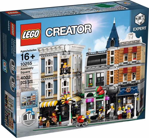 LEGO Creator Expert Assembly Square - 10255
