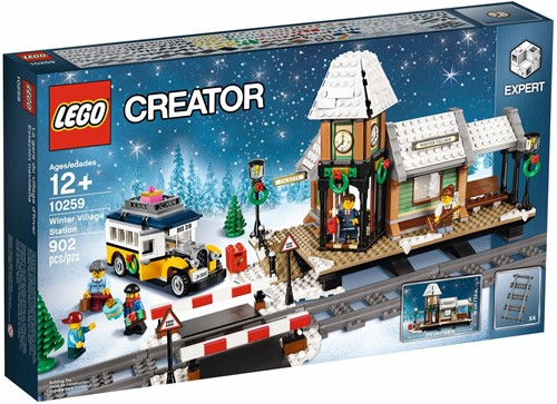 LEGO Creator Expert Winter Village Station - 10259