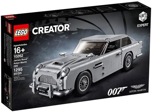 LEGO Creator Expert 10262 James Bond™ Aston Martin DB5