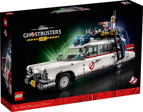 LEGO Creator Expert Ghostbusters™ ECTO-1 - 10274
