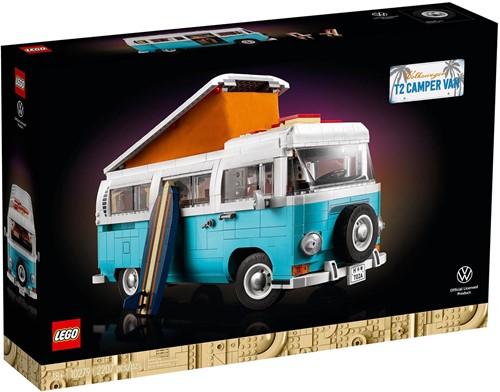 LEGO Creator Expert Volkswagen T2 Kampeerbus - 10279