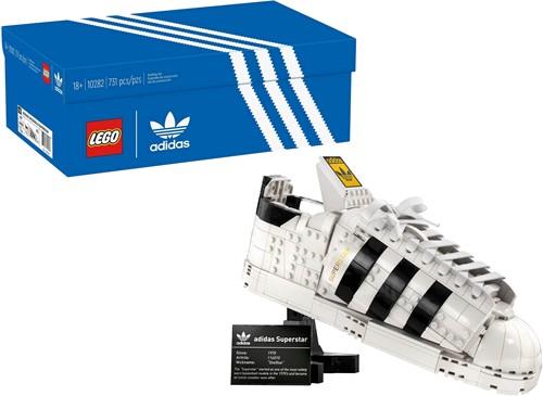 LEGO Creator Expert adidas Originals Superstar - 10282