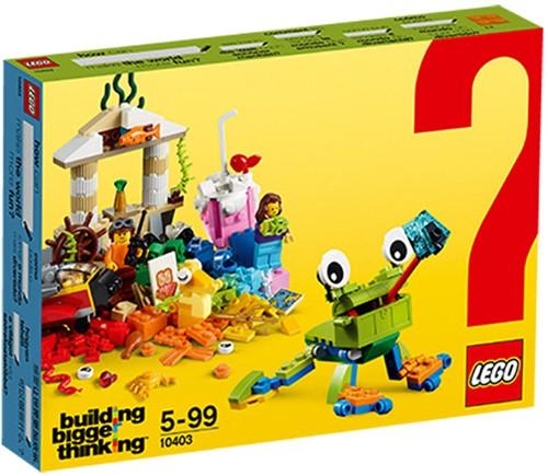 LEGO Classic 10403 Werelds plezier