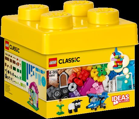 LEGO Classic LEGO® Creatieve stenen - 10692