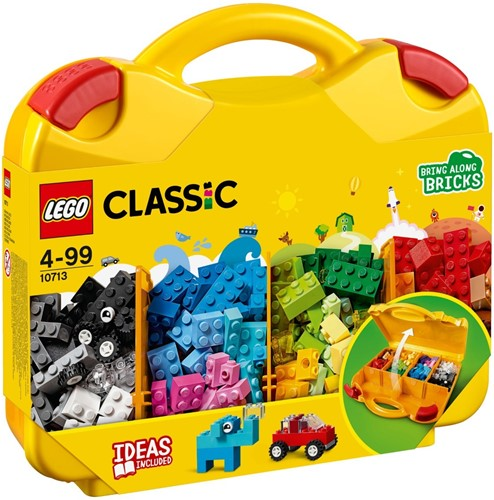 LEGO Classic 10713 LEGO® Creatieve koffer