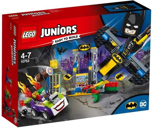 LEGO Juniors 10753 The Joker™ Batgrot aanval