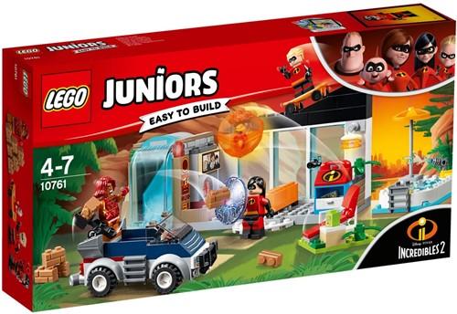 LEGO Juniors 10761 De grote ontsnapping uit huis