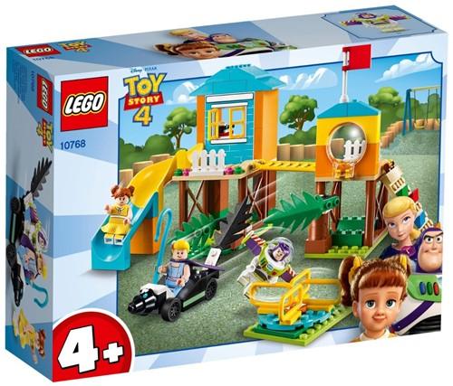 LEGO Toy Story Speeltuinavontuur van Buzz en Bo Peep - 10768