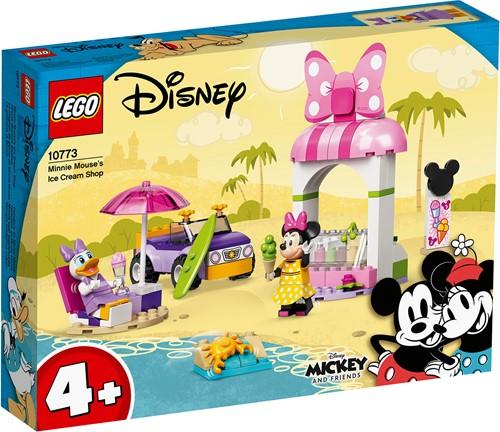 LEGO Disney Mickey and Friends Minnie Mouse ijssalon - 10773