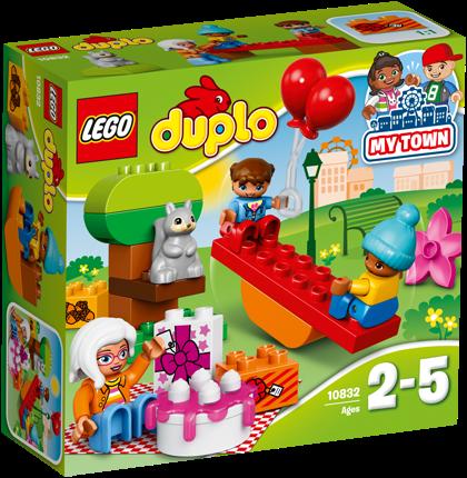 LEGO DUPLO Mijn Stad 10832 Verjaardagspicknick