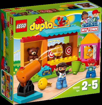 LEGO DUPLO Mijn Stad 10839 Schiettent