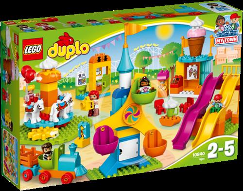 LEGO DUPLO Mijn Stad 10840 Grote kermis