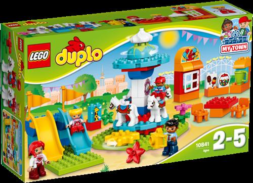 LEGO DUPLO Mijn Stad 10841 Familiekermis
