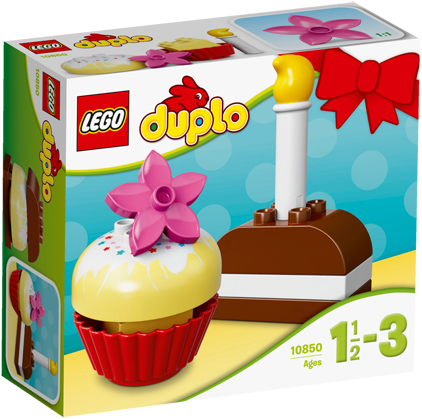 LEGO DUPLO 10850 Mijn eerste taartjes
