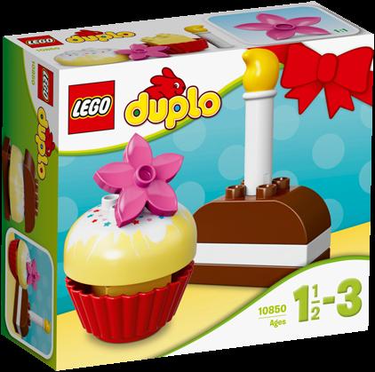 LEGO DUPLO Mijn eerste taartjes - 10850