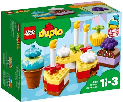 LEGO DUPLO 10862 Mijn eerste feest