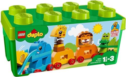 LEGO DUPLO 10863 Mijn eerste dier - opbergdoos