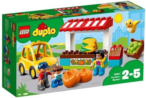 LEGO DUPLO Mijn Stad 10867 Boerenmarkt