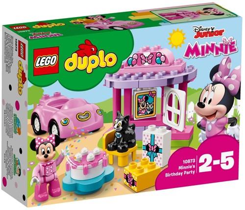 LEGO DUPLO Mickey Mouse™ Minnie's verjaardagsfeest - 10873