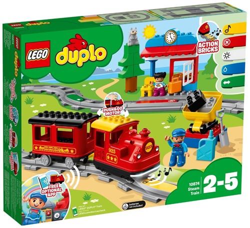 LEGO DUPLO Mijn Stad 10874 Stoomtrein