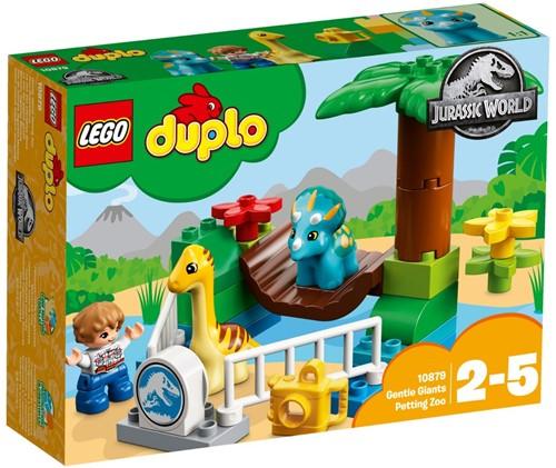 LEGO DUPLO Jurassic World™ 10879 Kinderboerderij met vriendelijke reuzen