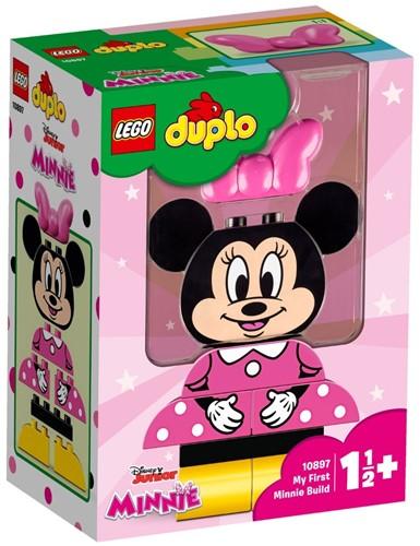 LEGO DUPLO Mickey Mouse™ 10897 Mijn eerste Minnie creatie