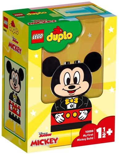 LEGO DUPLO Mickey Mouse™ Mijn eerste Mickey creatie - 10898
