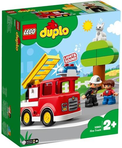 LEGO DUPLO Mijn Stad Brandweertruck - 10901