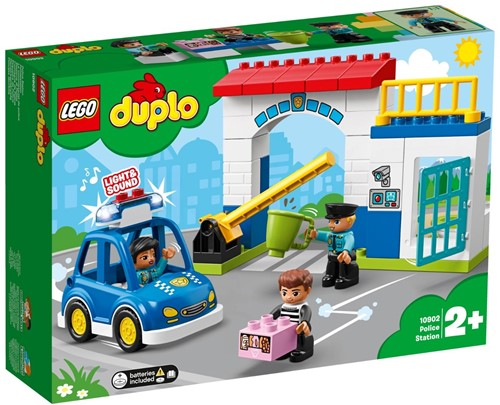 LEGO DUPLO Mijn Stad 10902 Politiebureau