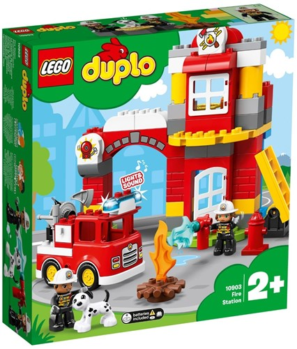 LEGO DUPLO Mijn Stad Brandweerkazerne - 10903