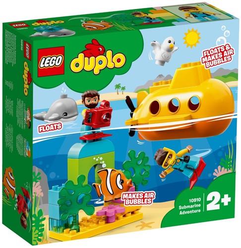LEGO DUPLO World Animals Avontuur met onderzeeër - 10910