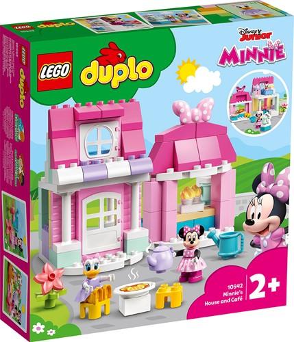 LEGO DUPLO Disney Minnie's huis en café - 10942