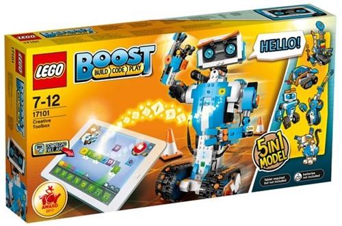 LEGO BOOST Creatieve gereedschapskist - 17101