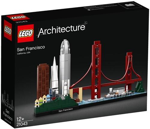 LEGO Architecture San Francisco - 21043