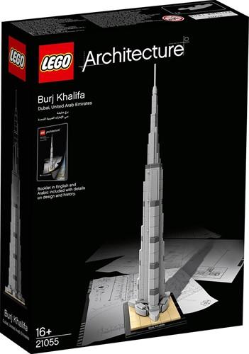 LEGO Architecture 21055 Burj Khalifa