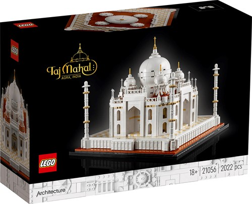LEGO Architecture Taj Mahal - 21056