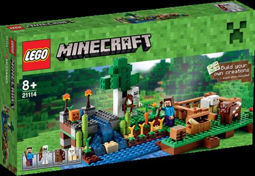 LEGO Minecraft™ 21114 The Farm
