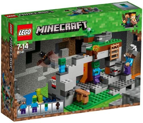 LEGO Minecraft™ 21141 The Zombie Cave