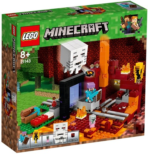 LEGO Minecraft™ 21143 The Nether Portal