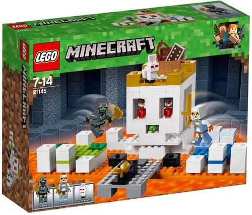 LEGO Minecraft™ The Skull Arena - 21145