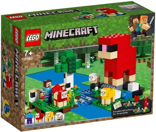LEGO Minecraft™ 21153 The Wool Farm