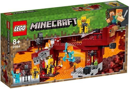 LEGO Minecraft™ The Blaze Bridge - 21154