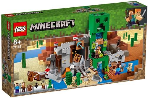 LEGO Minecraft™ 21155 The Creeper™ Mine