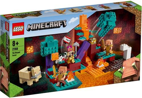 LEGO Minecraft™ The Warped Forest - 21168
