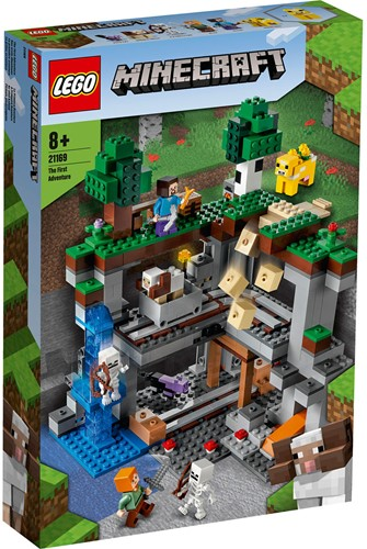 LEGO Minecraft™ The First Adventure - 21169
